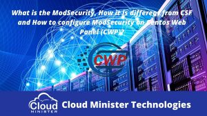 modsecurity configuration