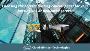 option for choosing correct server
