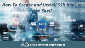 SSH and shell