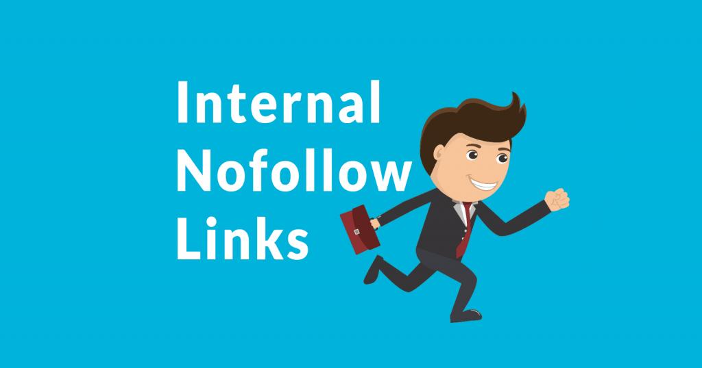 No Follow Internal Links