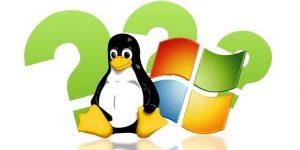 linux vs windows vps server